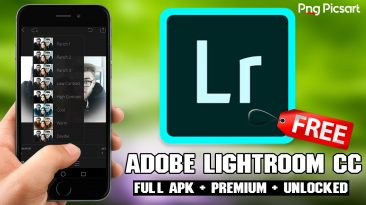 Download Adobe Light Room Mobile Android app For PC