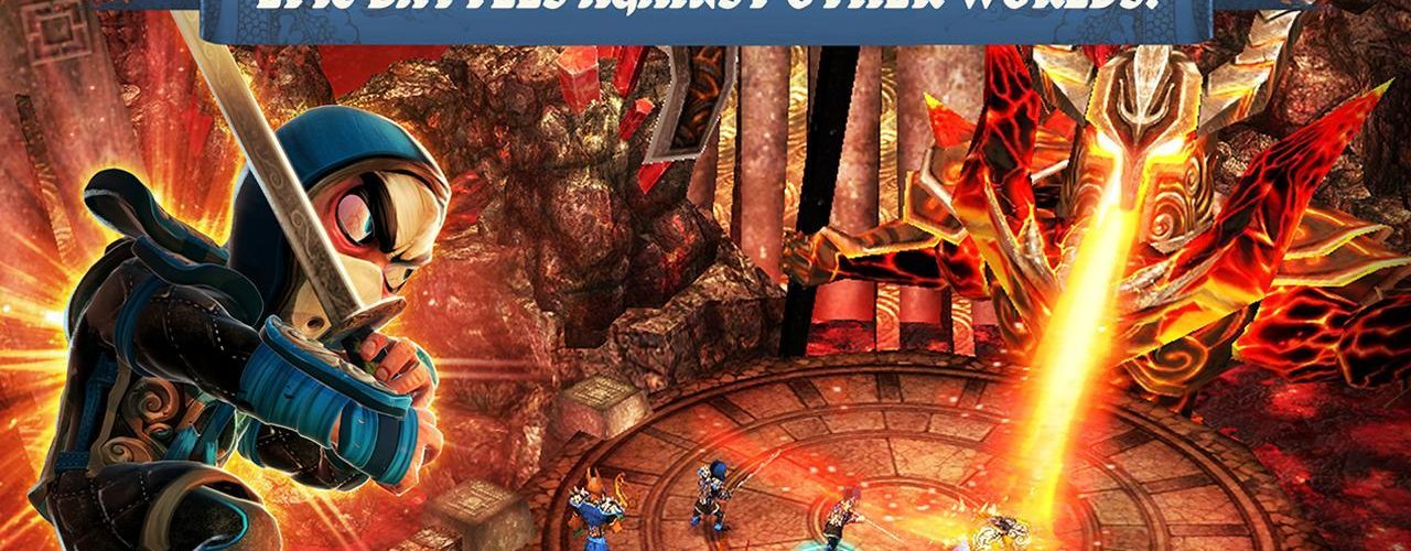 Download Dragon Ninjas game for PC