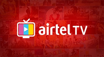 Airtel TV App for Pc Free Download