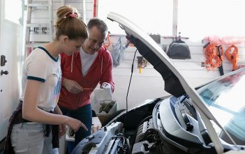Each Vehicle Needs a Repair Manual