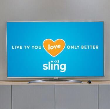 Sling TV App