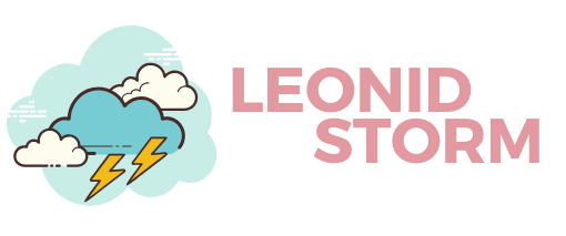 LEONID STORM