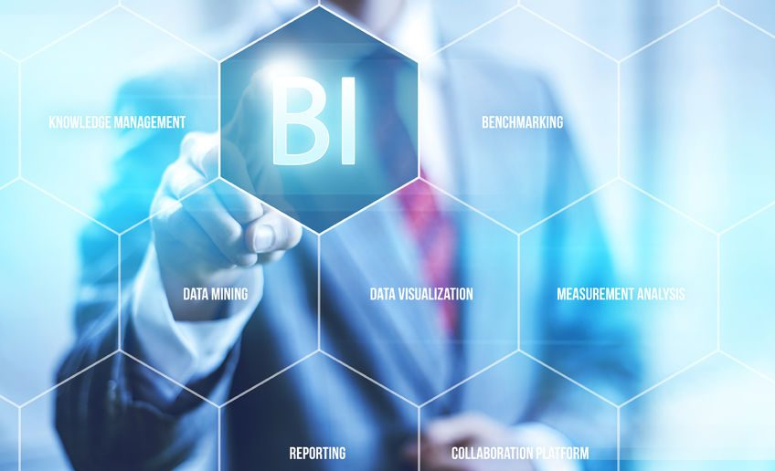 Using Business Intelligence for Strategic Decision Making